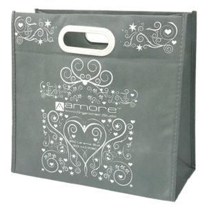 Eco-friendly reusable custom catalog promotional bag