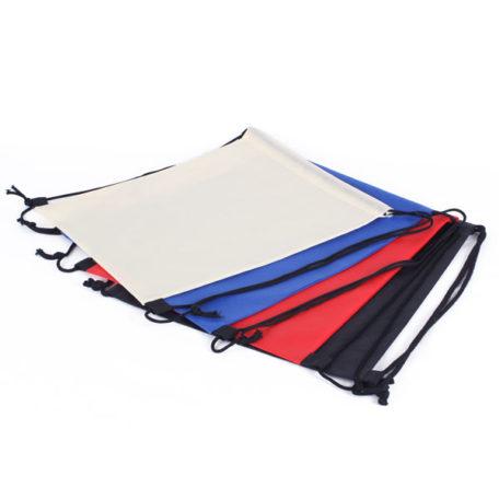 Eco-friendly reusable drawstring sport bag
