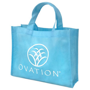 Eco-friendly reusable cosmetic promotional bag