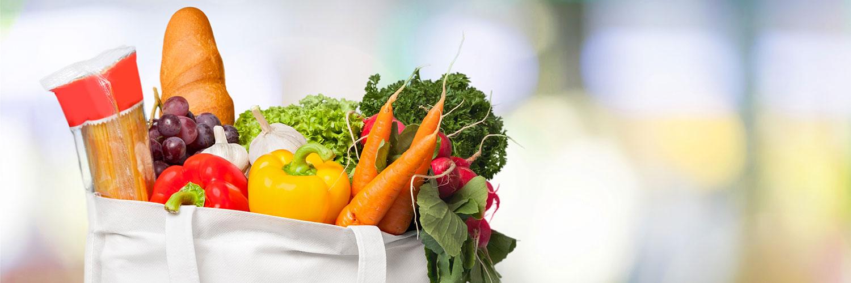 Eco-friendly reusable shopping bags
