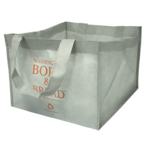 Eco-friendly standard to go bag
